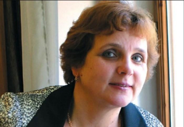 Людмила Чубайс. / Фото: www.yandex.net