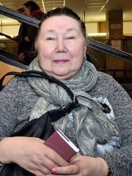 Наталья Назарова. / Фото: www.24smi.org