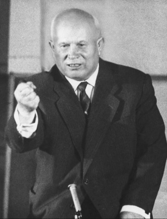 Никита Хрущёв. / Фото: www.cont.ws