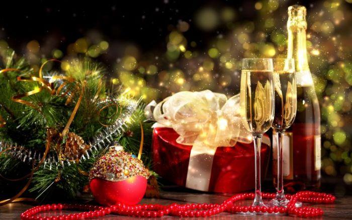 Самый новогодний напиток. / Фото: www.zoom.ru