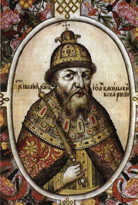 Иван Грозный. / Фото: www.legendapress.ru