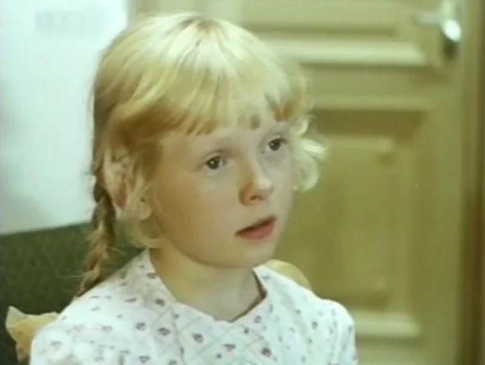 Маргарита Сергеечева, кадр из фильма «Странные взрослые». / Фото: www.yandex.net