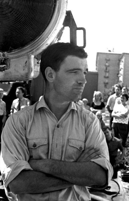 Геннадий Шпаликов. / Фото: www.pastvu.com