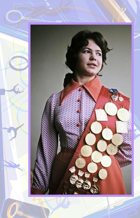 Людмила Турищева.