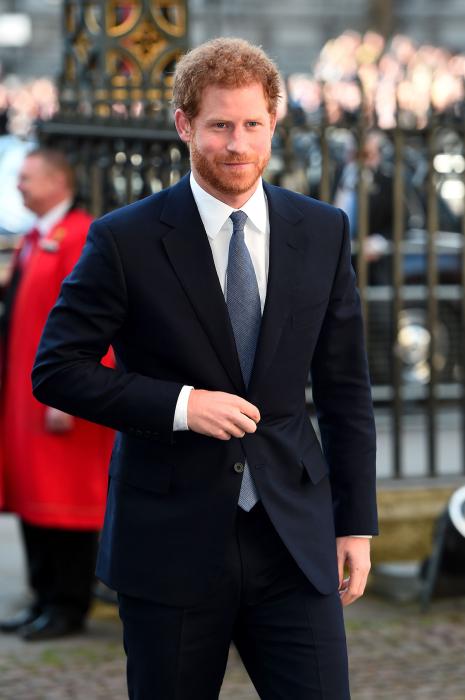 Принц Гарри. / Фото: www.mainstyles.ru