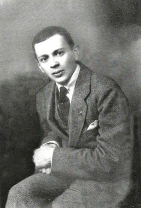 Борис Фомин, 1920-е годы. / Фото: www.tunnel.ru