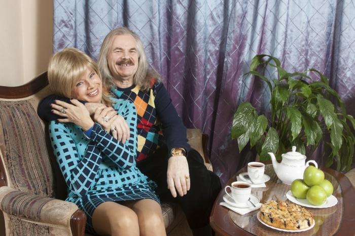 Владимир и Елена Пресняковы. / Фото: www.passion.ru