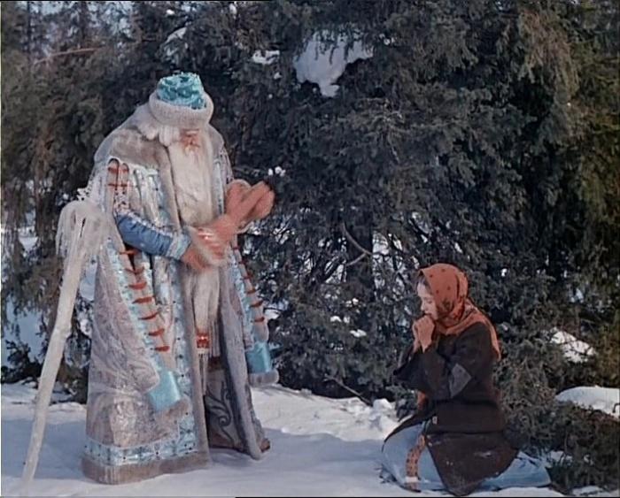 Кадр из фильма «Морозко». / Фото: www.tv.pgtrk.ru