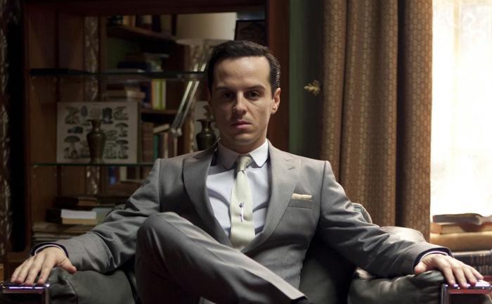 Профессор Мориарти в исполнении Эндрю Скотта. / Фото: www.trendpolice.com