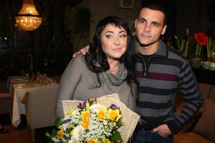 Лолита Милявская и Дмитрий Иванов. / Фото: www.cerse.net