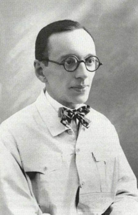 Борис Фомин, конец 1920-х годов. / Фото: www.tunnel.ru