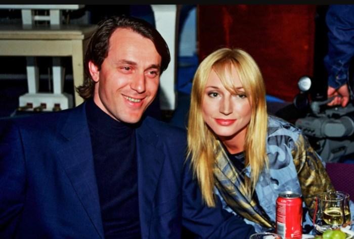 Кристина Орбакайте и Руслан Байсаров. / Фото: www.yandex.net