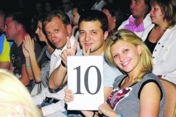 Владимир и Елена Зеленские. / Фото: www.infofakt.com.ua