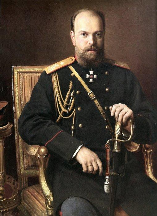 Александр III. / Фото: www.yandex.net