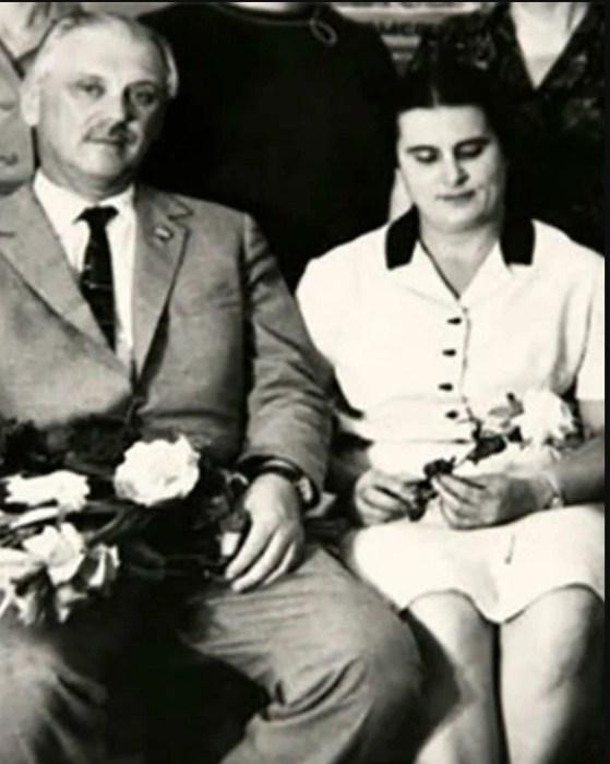 Наталья Кончаловская и Сергей Михалков. / Фото: www.yandex.net