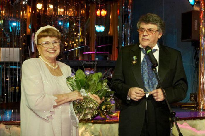 Александр Ширвиндт и Наталья Белоусова. / Фото: www.gorod.lv