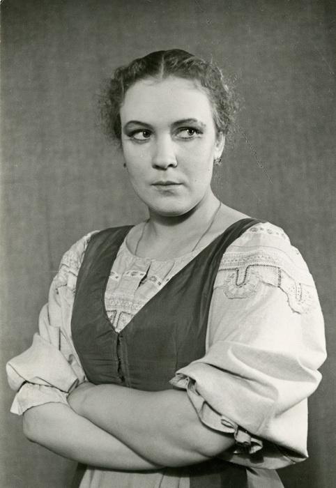 Ольга Чуваева. / Фото: www.maly.ru