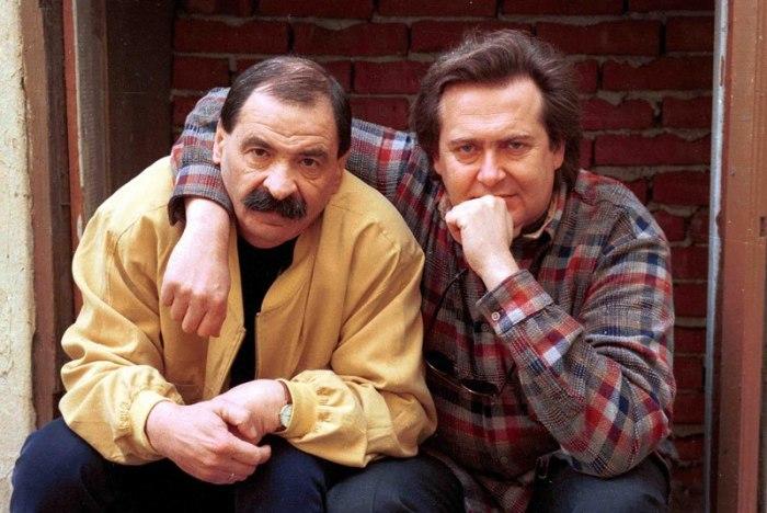Илья Олейников и Юрий Стоянов. / Фото: www.livestory.com.ua