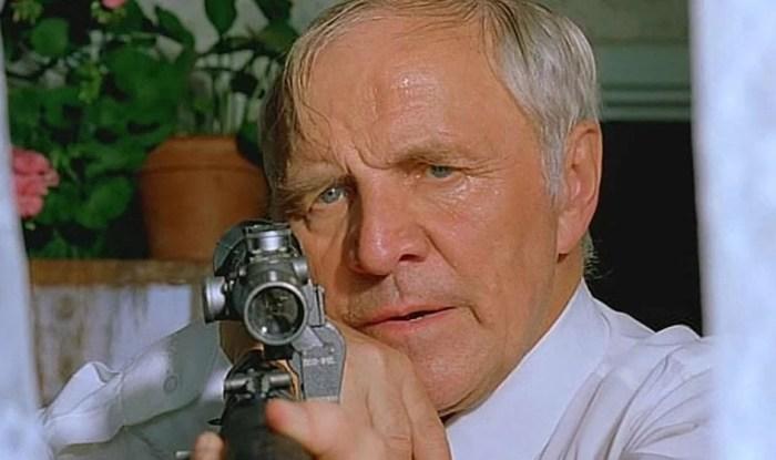 Кадр из фильма «Ворошиловский стрелок». / Фото: www.1tv.com