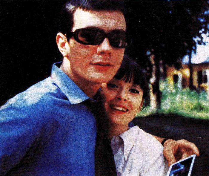Никита Михалков и Анастасия Вертинская. / Фото: www.theplace2.ru