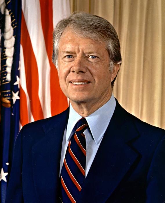 Джимми Картер. / Фото: www.wikimedia.org