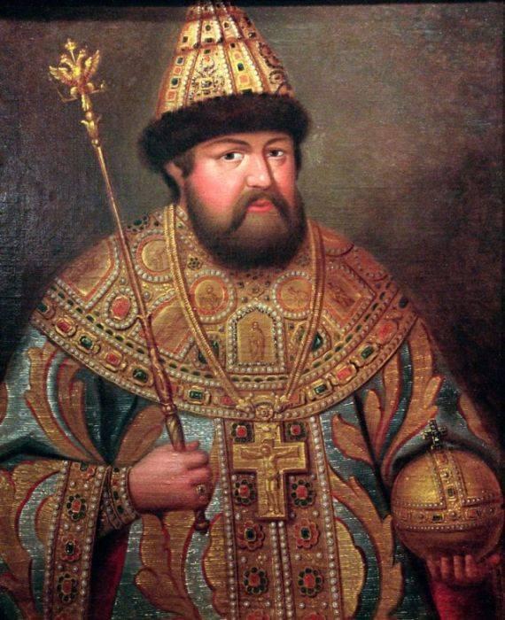 Алексей Михайлович. / Фото: www.moscovery.com