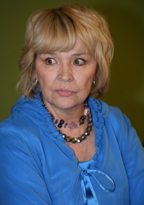 Тамара Сёмина. / Фото: www.2lady.ru