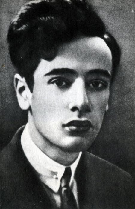 Лев Ландау в молодости. / Фото: www.mel.fm