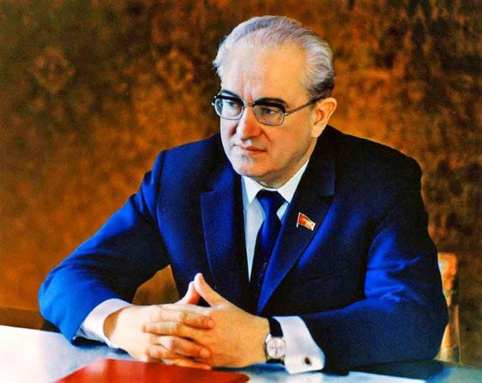 Юрий Андропов. / Фото: www.ytimg.com