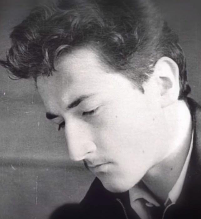 Борис Клюев в юности. / Фото: www.1tv.ru