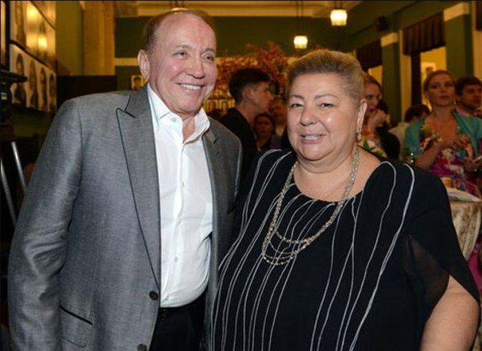 Светлана и Александр Масляковы. / Фото: www.vokrug.tv