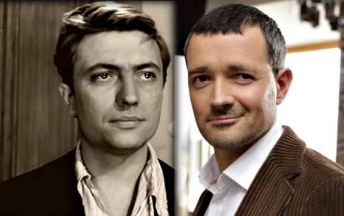 Вадим Бероев и Егор Бероев. / Фото: www.yandex.net