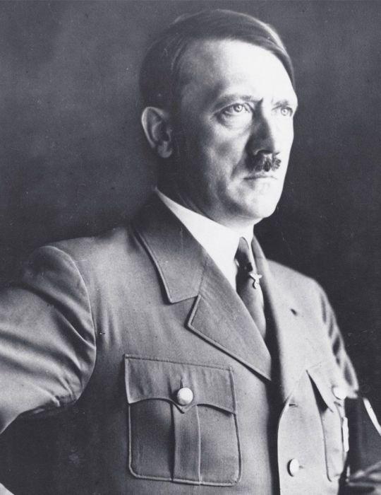 Адольф Гитлер. / Фото: www.tvmaze.com