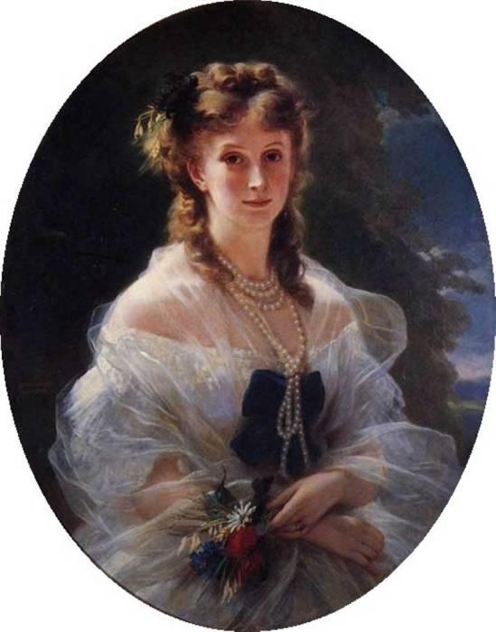 Софья Трубецкая, дочь Николая I. / Фото: www.mtdata.ru