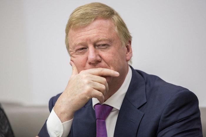Анатолий Чубайс. / Фото: www.sourceinfo.ru
