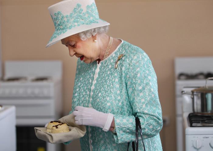 Елизавета II. / Фото: www.elle.ua