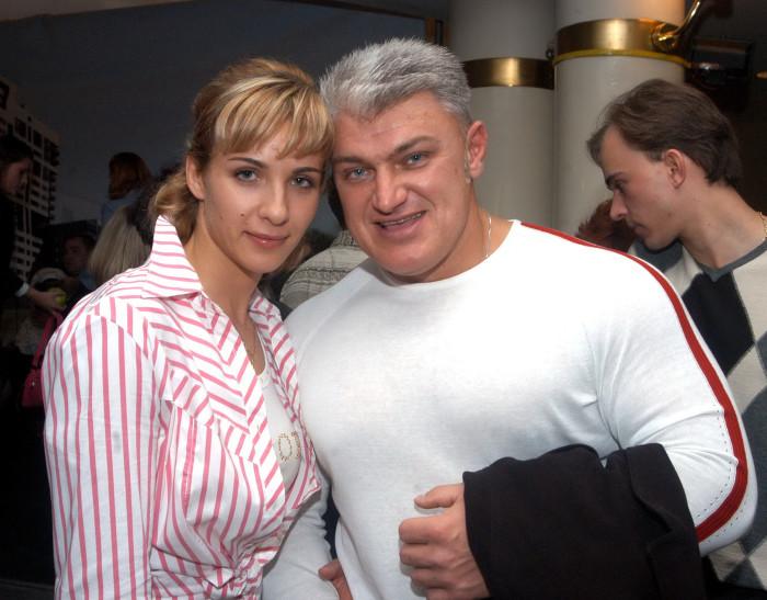 Владимир и Ирина Турчинские. / Фото: www.woman.ru
