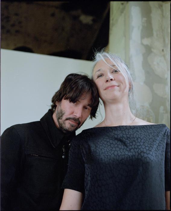 Киану Ривз и Александра Грант. / Фото: www.masala.com