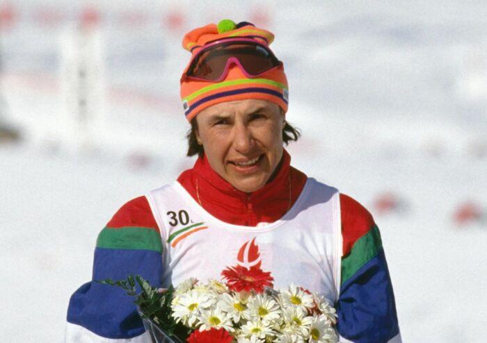 Любовь Егорова. / Фото: www.dicolympique.fr