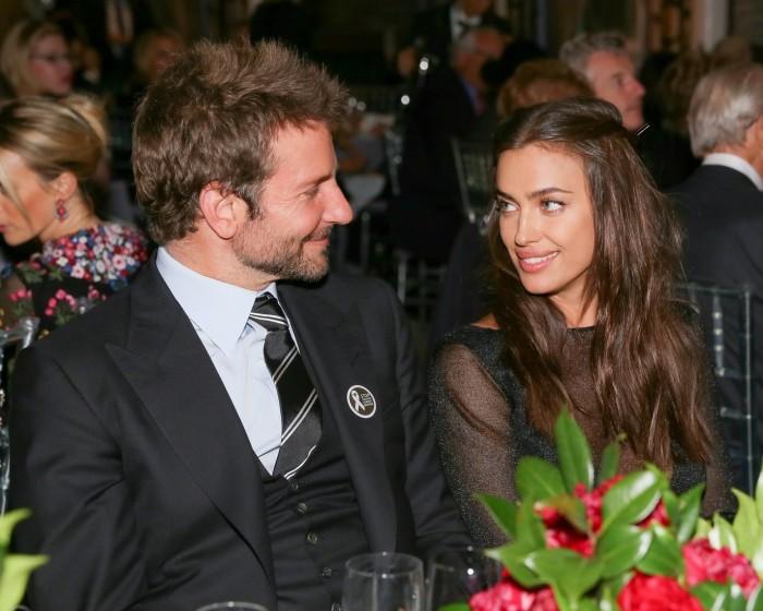 Бредли Купер и Ирина Шейк. / Фото: www.woman.ru