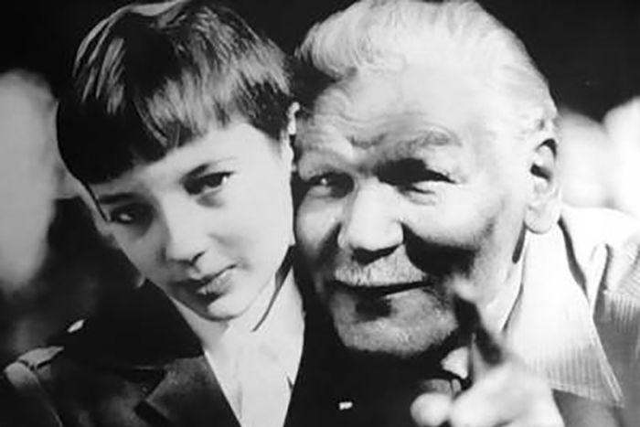 Всеволод Санаев с внуком Павлом. / Фото: www.24smi.org