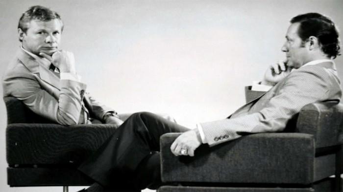 Юрий и Виталий Соломины. / Фото: www.1tv.ru