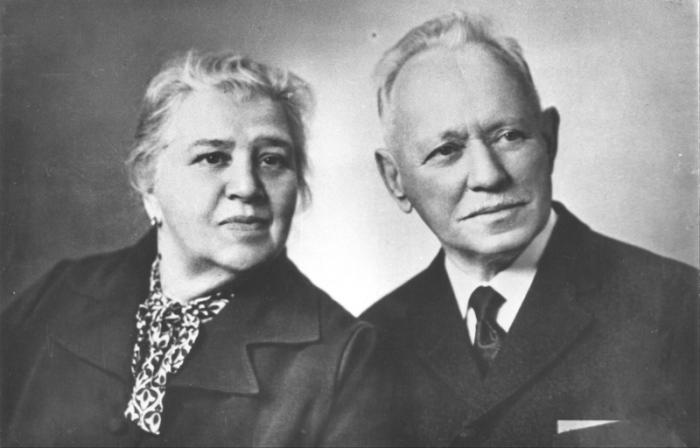 Михаил и Мария Шолоховы. / Фото: www.sholokhov.ru