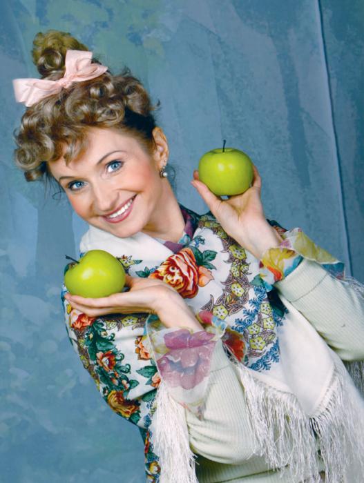 Ольга Прокофьева. / Фото: www.interviewmg.ru