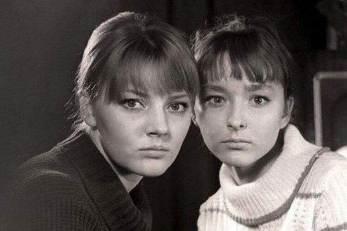 Марианна и Анастасия Вертинские. / Фото: www.yandex.net