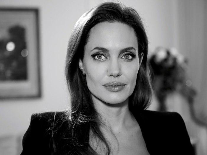 Анджелина Джоли. / Фото: www.spletnik.ru