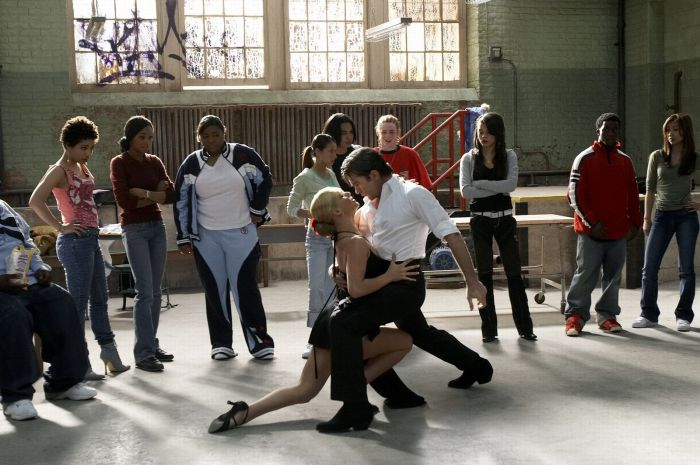 Кадр из фильма «Держи ритм». / Фото: www.kg-portal.ru