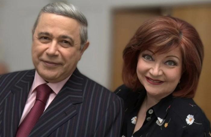 Евгений Петросян и Елена Степаненко. / Фото: www.amazingfacts.ru