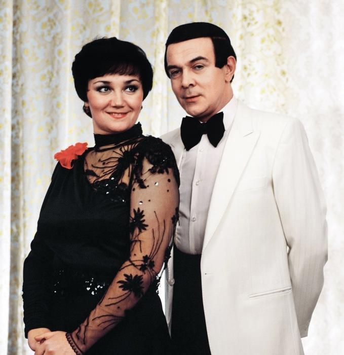 Муслим Магомаев и Тамара Синявская. / Фото: www.kioskplus.ru