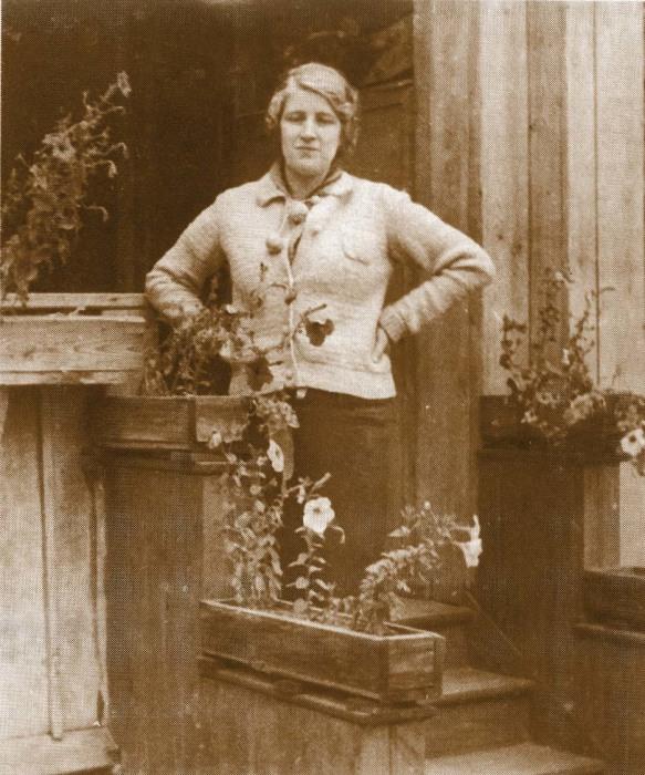Ксения Винцентини. / Фото: www.famhist.ru